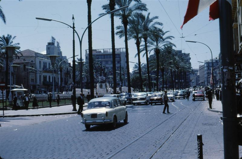 Martyrs Square  1960s