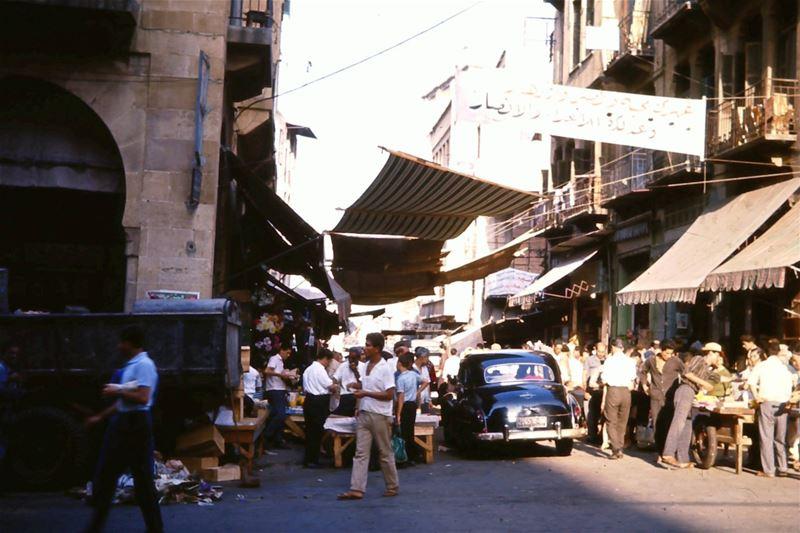 Souk El Nourieh 1963