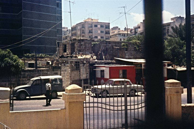 Hamra, by Romain Swedenburg  1960s
