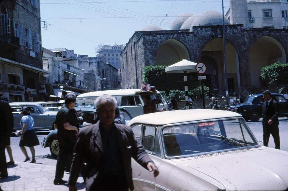 Emir Assaf Mosque 1960s