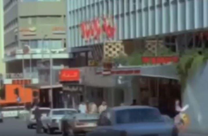 Hamra Street 1973 (Video)