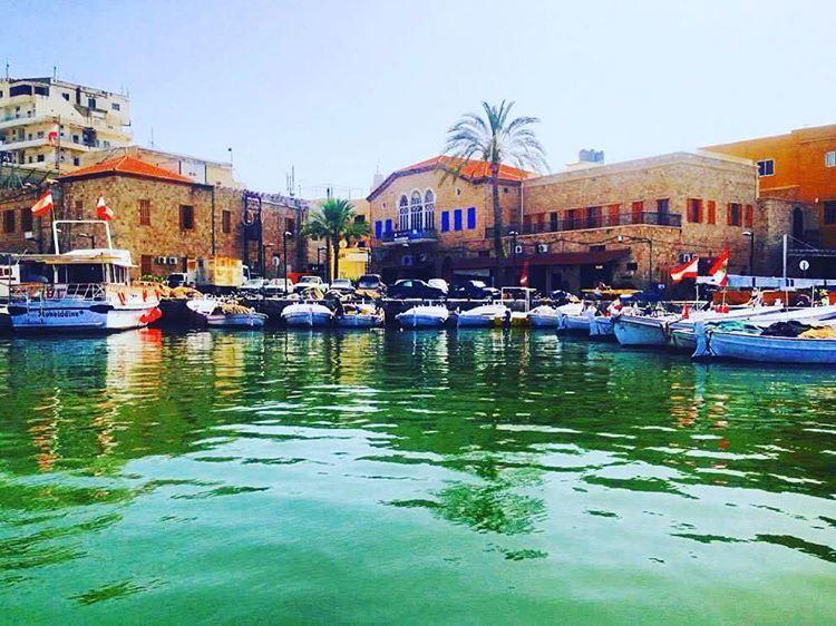 Tyre Port - ميناء صور