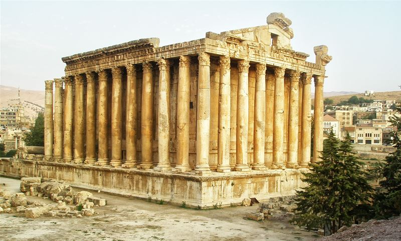 Baalbek, Temple of Jupiter