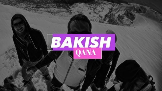 Dodger_TheDog snowshoeing livelovelebanon livelovebeirut livelovepets... (Qanat Bakish, Mont-Liban, Lebanon)