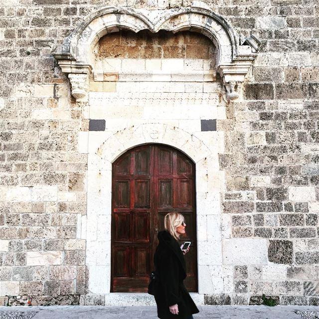 @imjustpassing 🚶🏻 ...... imjustpassing liveoutdoors door ... (Byblos - Jbeil)