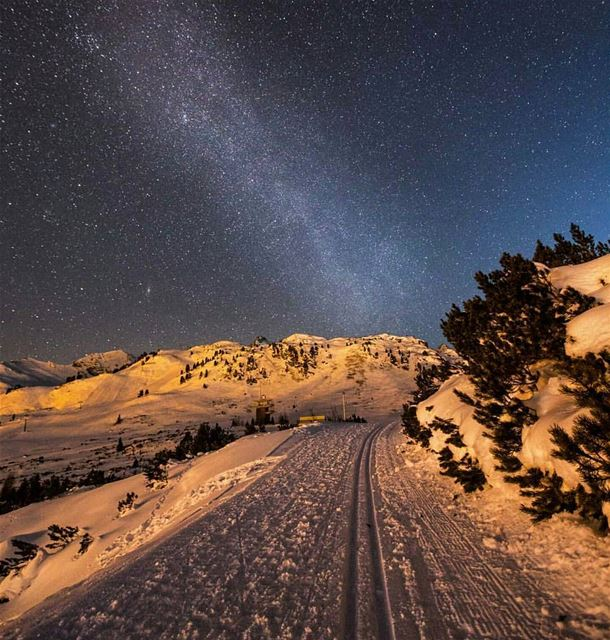 Keep your eyes on the stars and your feet on the ground livelovebeirut ... (Laklouk-tannourine)