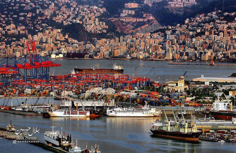 The port of Beirut, Lebanon. Lebanon insta_lebanon WhatsUpLebanon ...