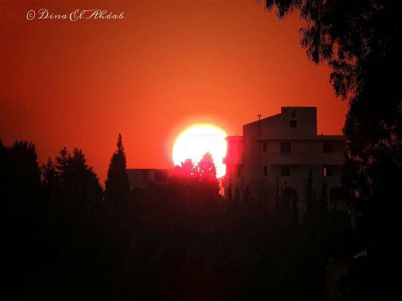 """""""Le soleil accepte bien de passer par de petites fenêtres.""""___ sunset ... (Tripoli, Lebanon)"""