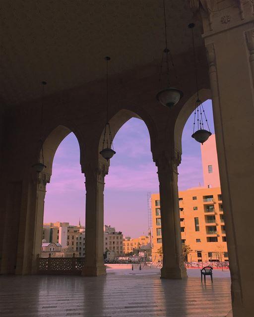 Vaults lebanon livelovelebanon beirut gemmayze ... (Mohammad Al Amin Mosque)