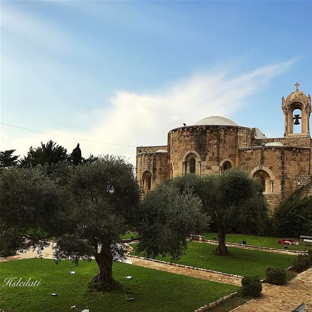 Good things come to those who believe ❤have a beautiful Sunday.... (Byblos - Jbeil)