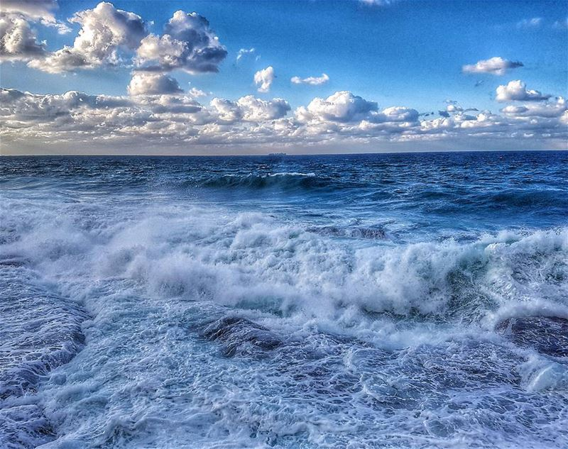 beirut city lebanon waves clouds landscape ig_lebanon ...