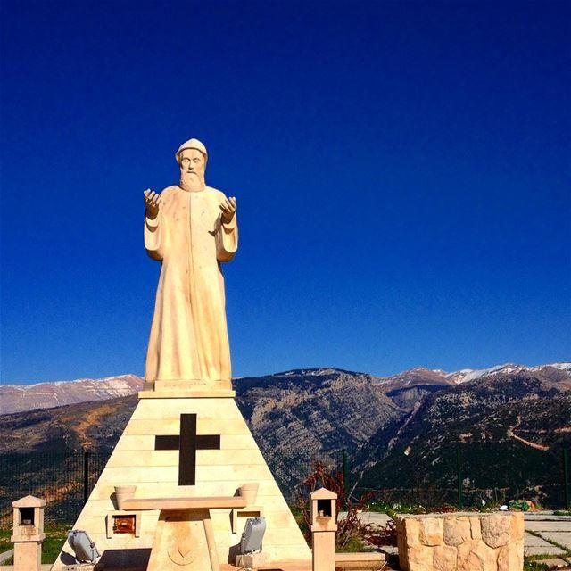 A must visit location in Lebanon بشعلة livelovelebanon bchaaleh ... (Bchaalé, Liban-Nord, Lebanon)