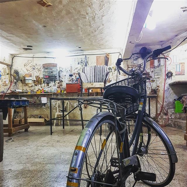 I got a bike. bike cycling positivevibes worldbybike bikelife ... (Tripoli, Lebanon)
