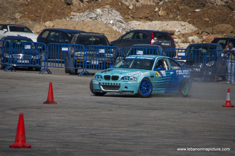5th Lebanon Drift Competition