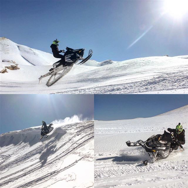 A great Snowmobile Day !@selimrached  polaris  fxr  polarisrider ...