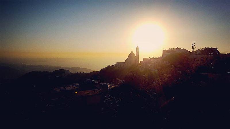 💭💭🌅 sergesarkisphotography canoneos canon canonphotography nature ... (Harîssa, Mont-Liban, Lebanon)