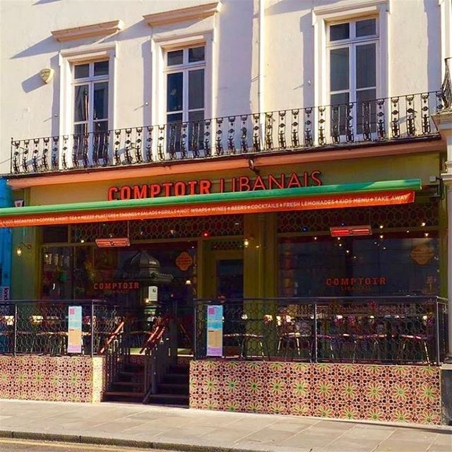 Hello Gloucester Road, we are so excited to open our new gorgeous baby... (Comptoir Libanais)
