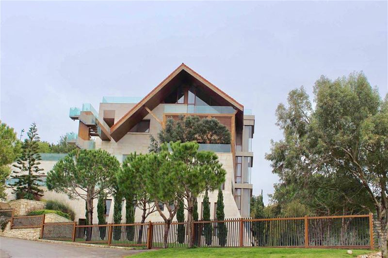 wonderfulhouse fairytail atthetop modern mylebanon insta_lebanon ... (مار شربل - عنايا)