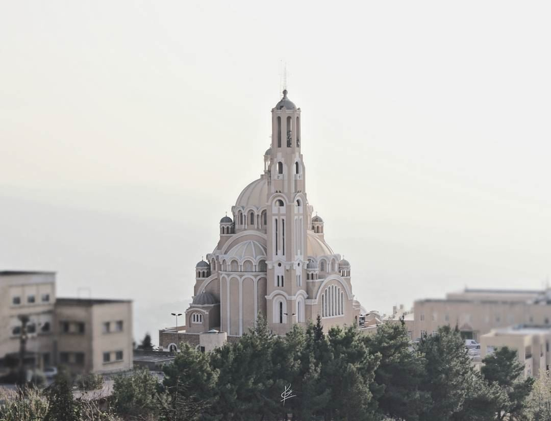 Saint Paul Cathedral Lebanon............. 20likes HTers ... (Cathedral Saint Paul)