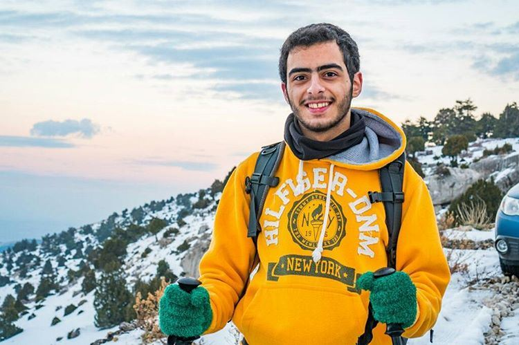 The unforgettable hike at Kobayat 🏂❄.By @batlounis 📷❤. letshike ... (`Akkar, Liban-Nord, Lebanon)