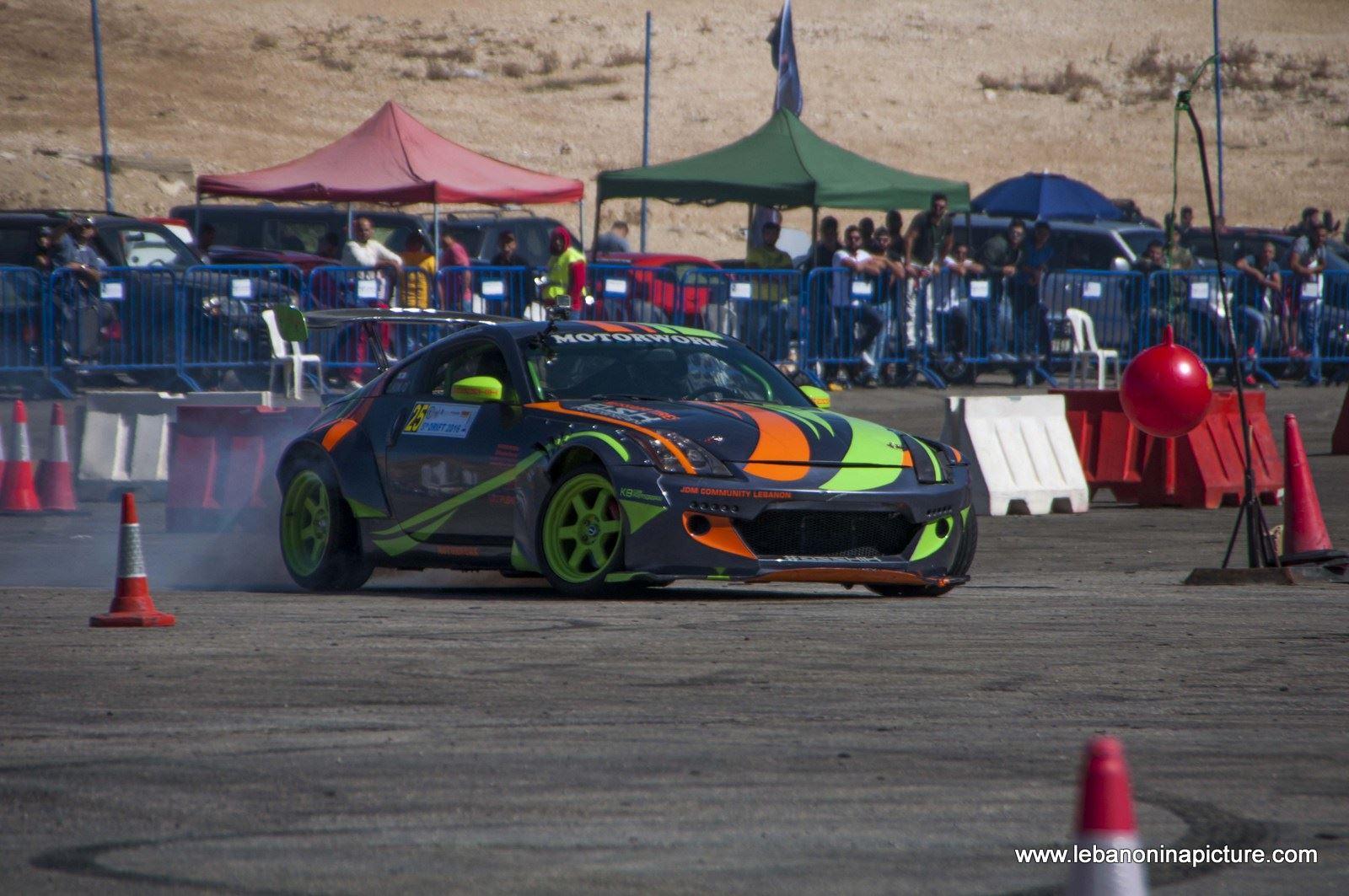 5th Lebanon Drift Competition
