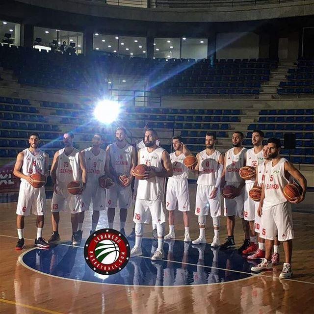Full support Lebanon Nationalteam basketball WABA WABA2017 ...