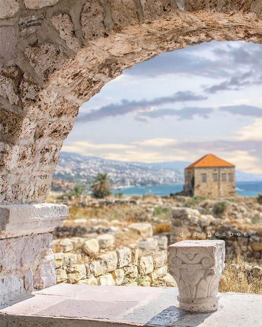 """""""Daydreaming"""" ... [Byblos 🇱🇧].... proudlylebanese beautifullebanon... (Byblos, Lebanon)"""