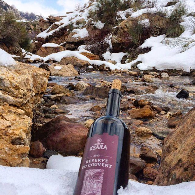 wine snow river water ksara lebanon rocks picoftheday photographer...