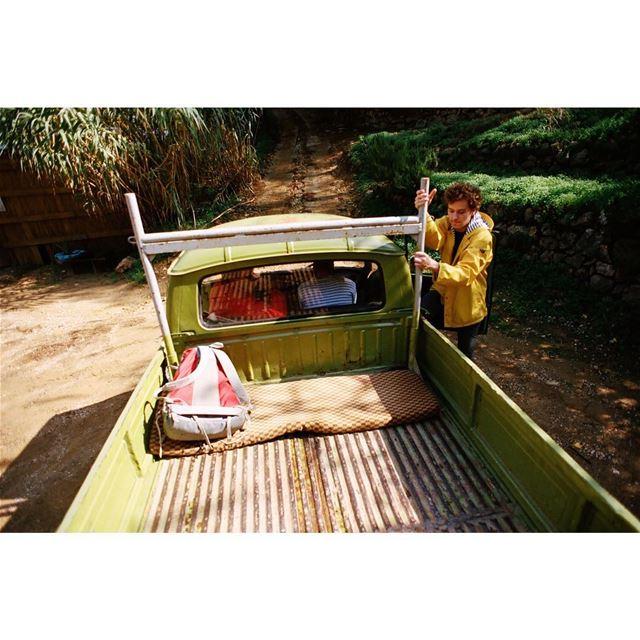 🎢 buckle up——— kodak 35mm justgoshoot lifeofadventure vanlife ... (Lebanon)