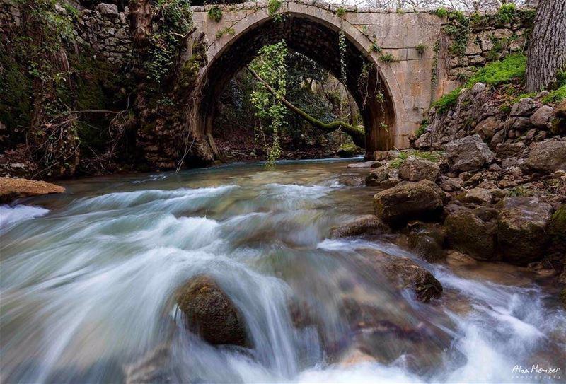 river shouf mountlebanon village nature authenticlebanon ... (Al Chouf)