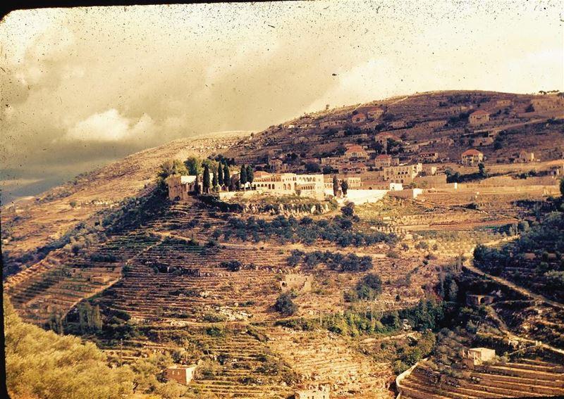 بيت الدين ١٩٥٤ ،BeitEddine 1954