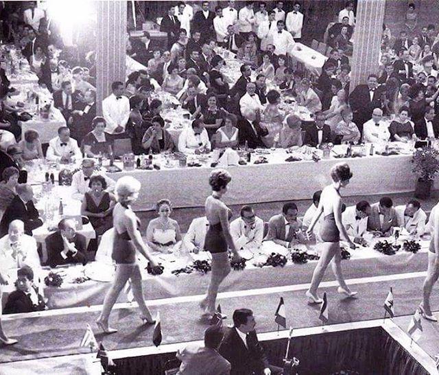 Miss Europe 1962 ,Casino Du Liban