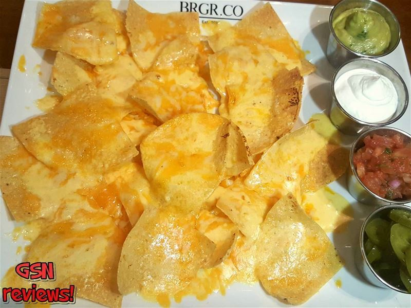We think our favorite place to eat Nachos is @brgr.co . Superbly crunchy... (BRGR Co.)