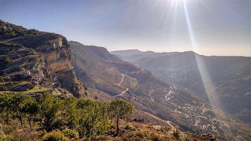 Lebanese Historical Landmark-NihaCastle landmark niha livelovelebanon ...