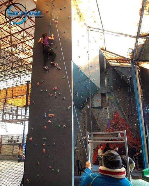 indoor climbing day addlifetoyourdays skylineextremesports ...