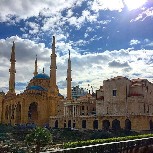 ⛪️🕌 One Lebanon.. beirut lebanon muslim christian united ...