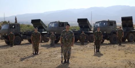 Lebanese Army Anthem 2016 (Video)