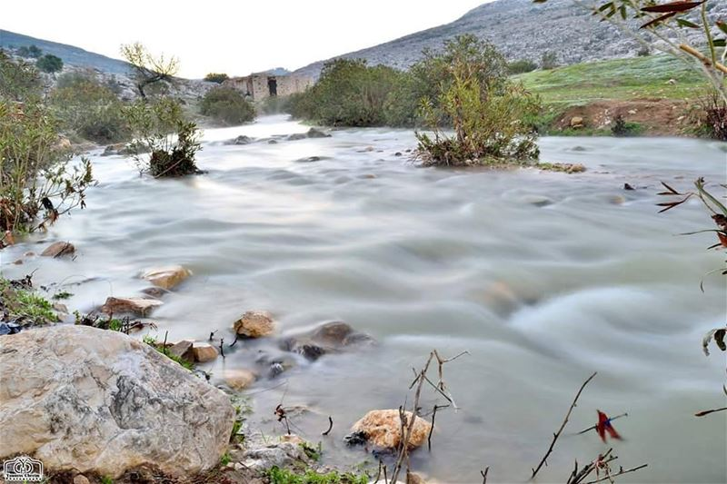 Good evening my friends ☺ river nature naturelebanon lebanonature ...