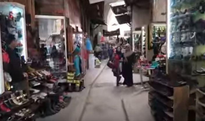Video About Tripoli in the Eye of Ali Almeshaal (Dubai)