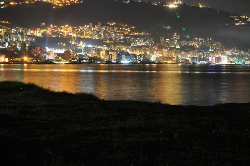 Jounieh Coastal At Night