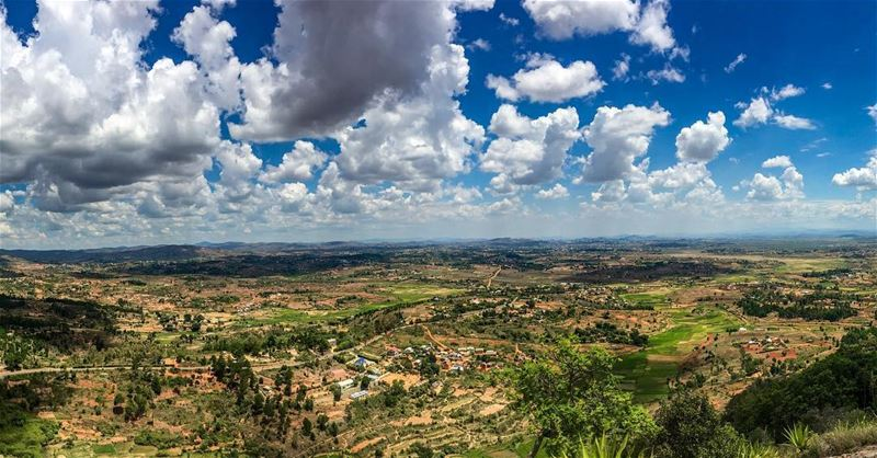 Every mountain top is within reach if you just keep climbing. madagascar ... (Ambohimanga Rova)