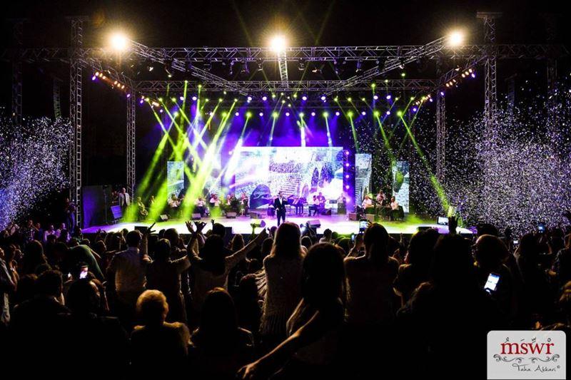 Kadim Al Sahir - Tripoli International Festival 2016