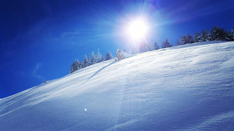 Shine on whatsuplebanon sun rayofsunshine bluesky nature sports ...