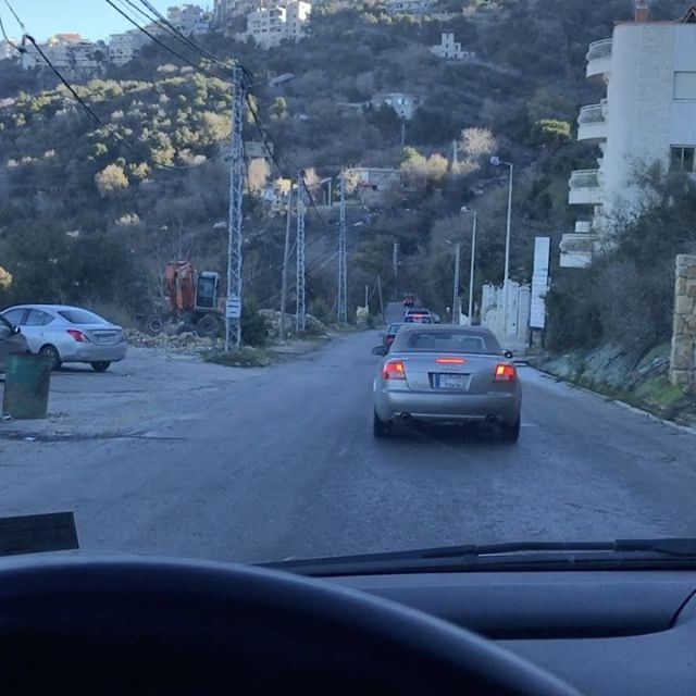 Nothing beats an early morning drive to drone shoot session and 2pac comes... (Beirut, Lebanon)
