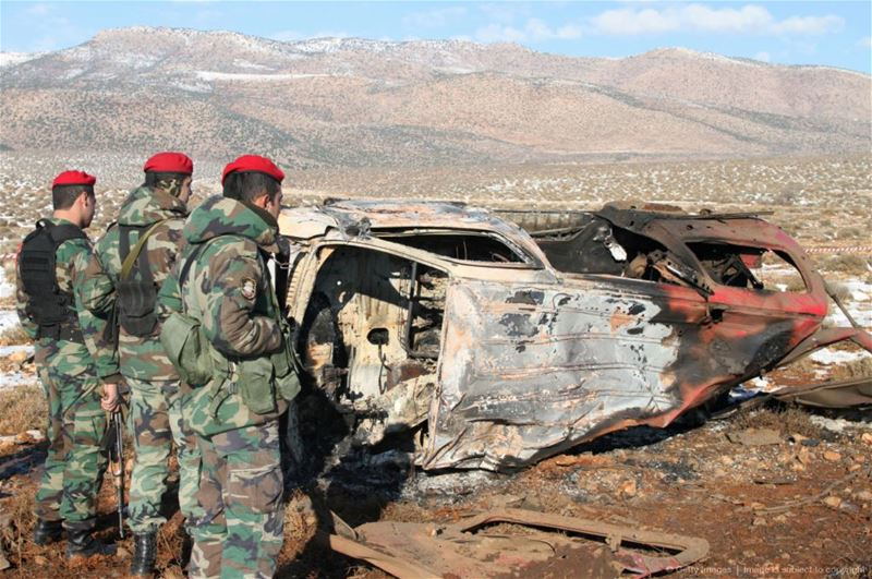 Explosion in Sbouba, Bekaa