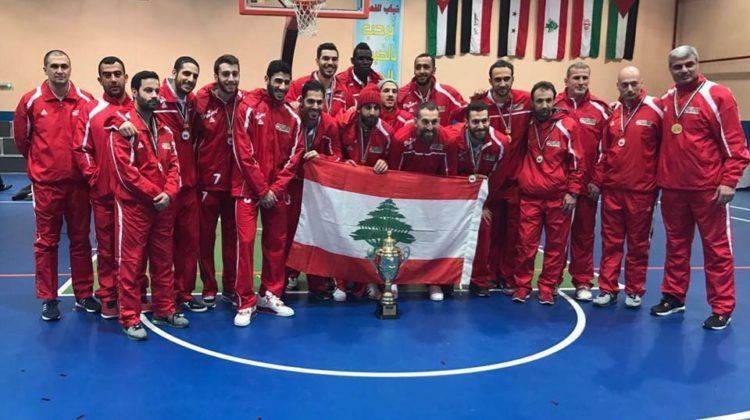 Lebanon Crowned 2017 WABA Champions: 5 Games, 5 Wins!
