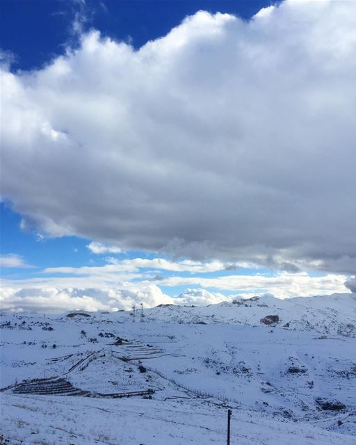 Sundayzz ⛄️ (Dahr El Baïdar, Mont-Liban, Lebanon)