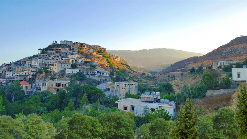GoodMorning Sunshine LiveLoveLebanon ... (Qabb Ilyas, Béqaa, Lebanon)