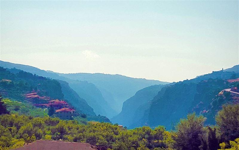 Mountaintops Inspier Leaders , But Valleys mature them!... (Kadisha Valley)