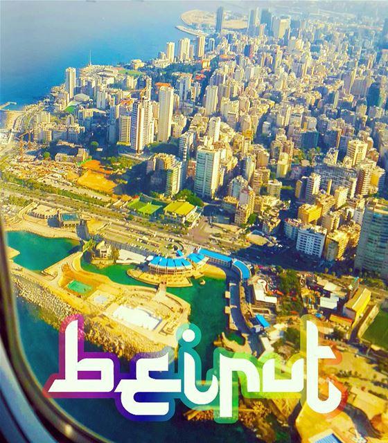 Landing Beirut ...